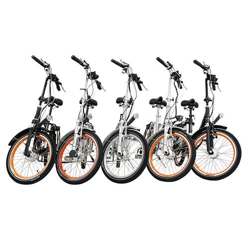 20 Zoll E-Bike Movena AFH20 Elektrofahrrad Klappräder Übersicht