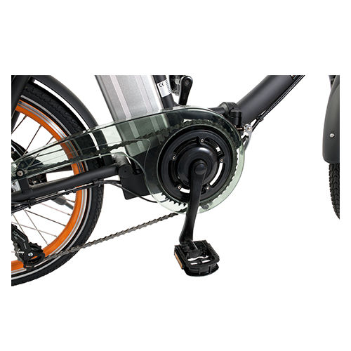 20 Zoll E-Bike Movena AFH20 Elektrofahrrad Klappräder Das Trendige detail 2