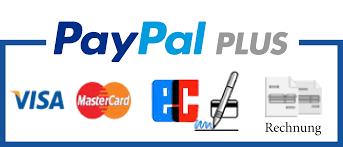 Bezahlen Sie bequem mit PayPal PLUS bei elektrofahrradhandel