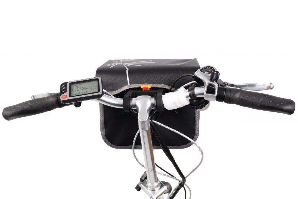 Detailansicht vom E-Bike 20 Zoll Faltrad AFH20