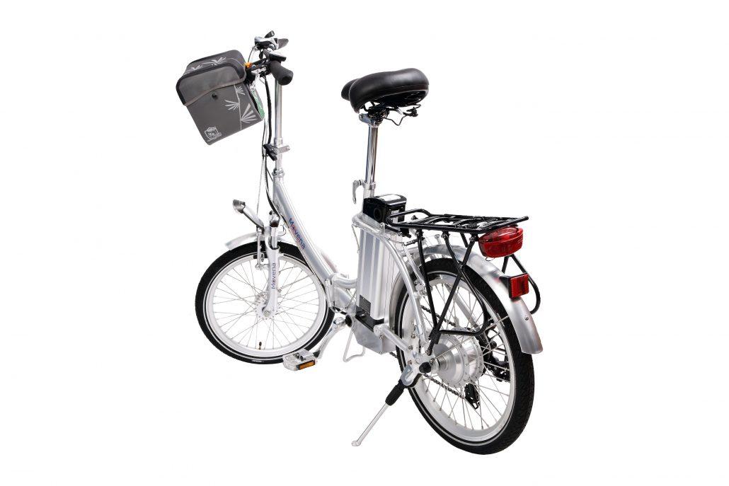 Pedelec 20 Zoll Elektro Klapprad - Faltrad Movena AFH20 E-Bike 20 Zoll