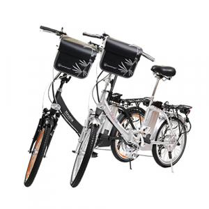 Sparen Sie beim Kauf von 2 20 Zoll E-Bike Movena AFH20 Elektrofahrrad Klappräder
